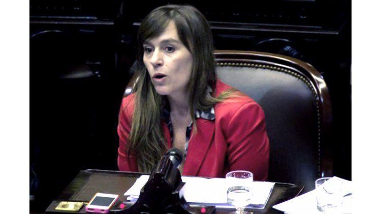 Di Tullio dejunció que Gendarmería la reprimió en la marcha de apoyo a Cristina en Tribunales