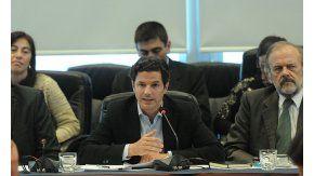 Luciano Laspina (PRO) encabezó al discusión en la Comisión de Presupuesto y Hacienca de la Cámara Baja