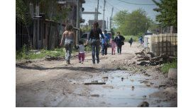 La pobreza trepó al 33 por ciento en 2016
