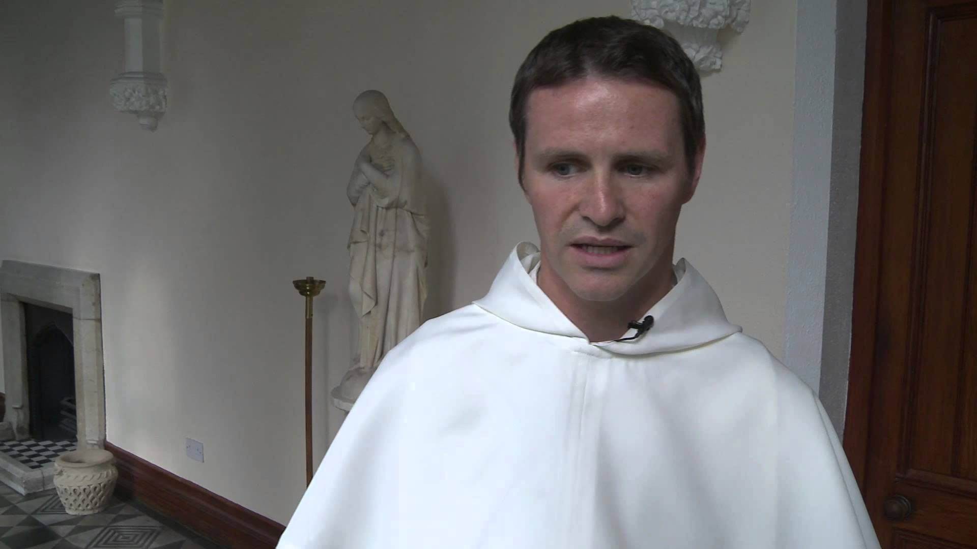El jugador Philip Mulryne recibió la llamada de la Iglesia cuando colgó los botines en 2008