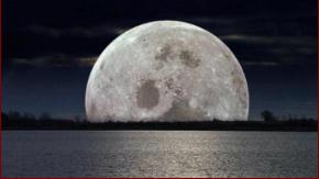 Alrededor del 14 de noviembre se verá la luna más grande desde 1948