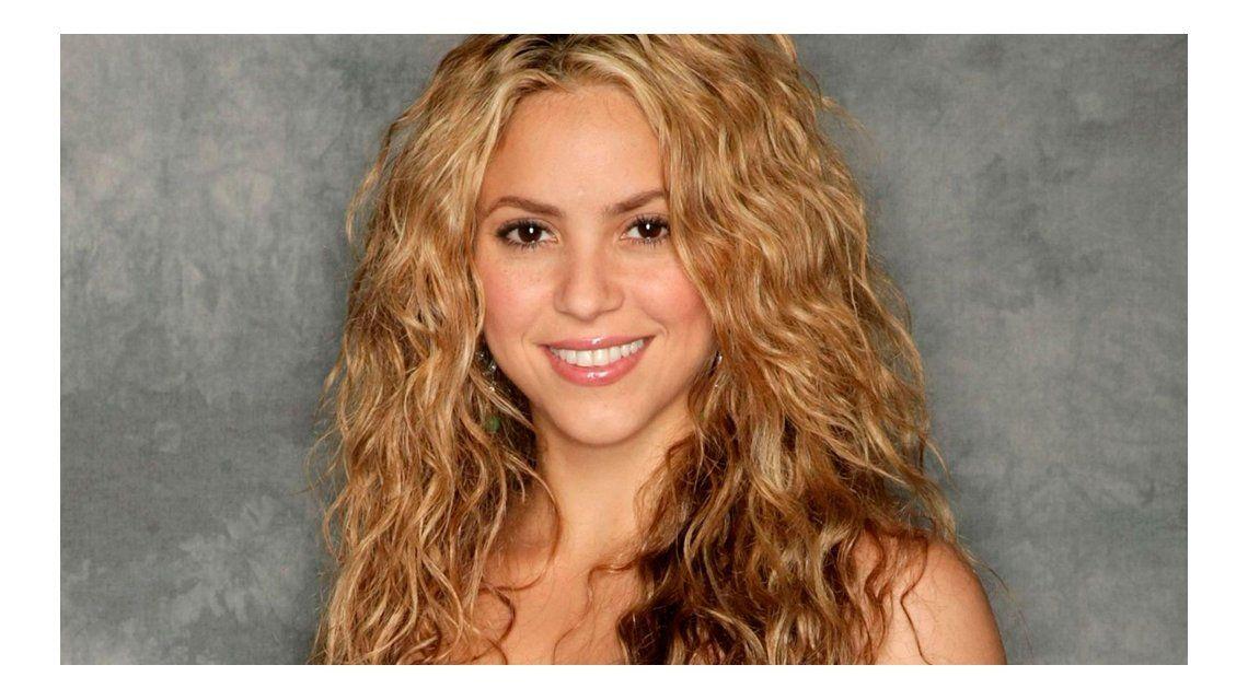Shakira vendrá a presentar su perfume