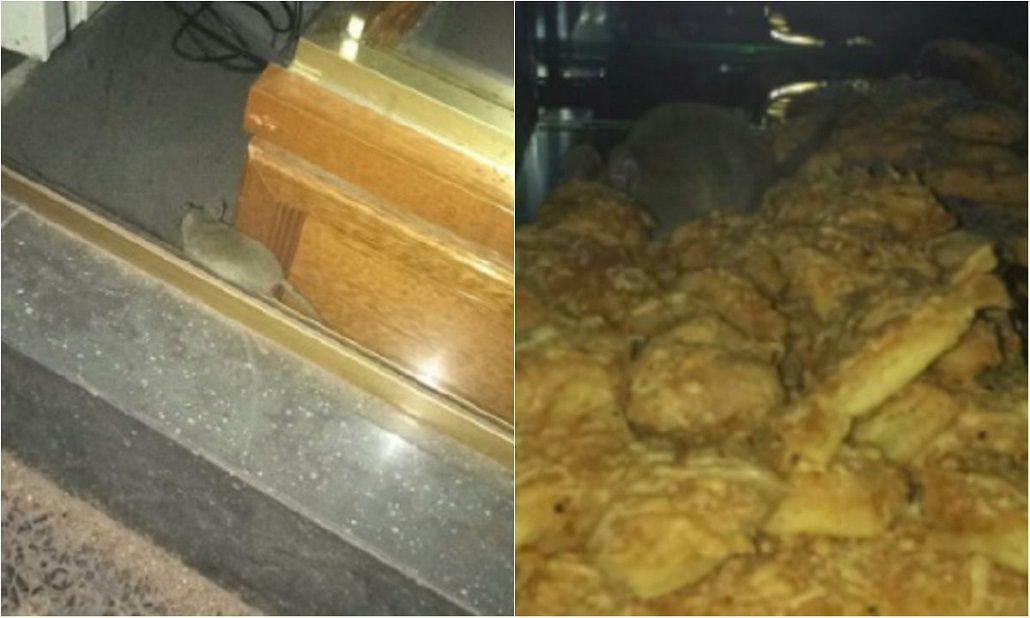 La panadería está ubicada en Corrientes y Medrano