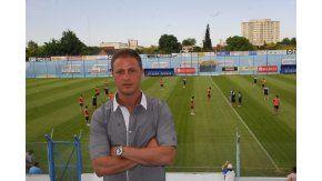 Hernán Lewin, ex presidente del Club Atlético Temperley, renunció por presiones de la barra brava del Gasolero