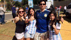 Familia argentina.