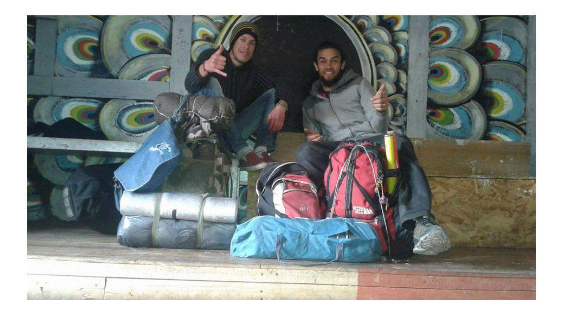Leonardo y Mariano estás desaparecidos en Bolivia desde el 21 de octubre.
