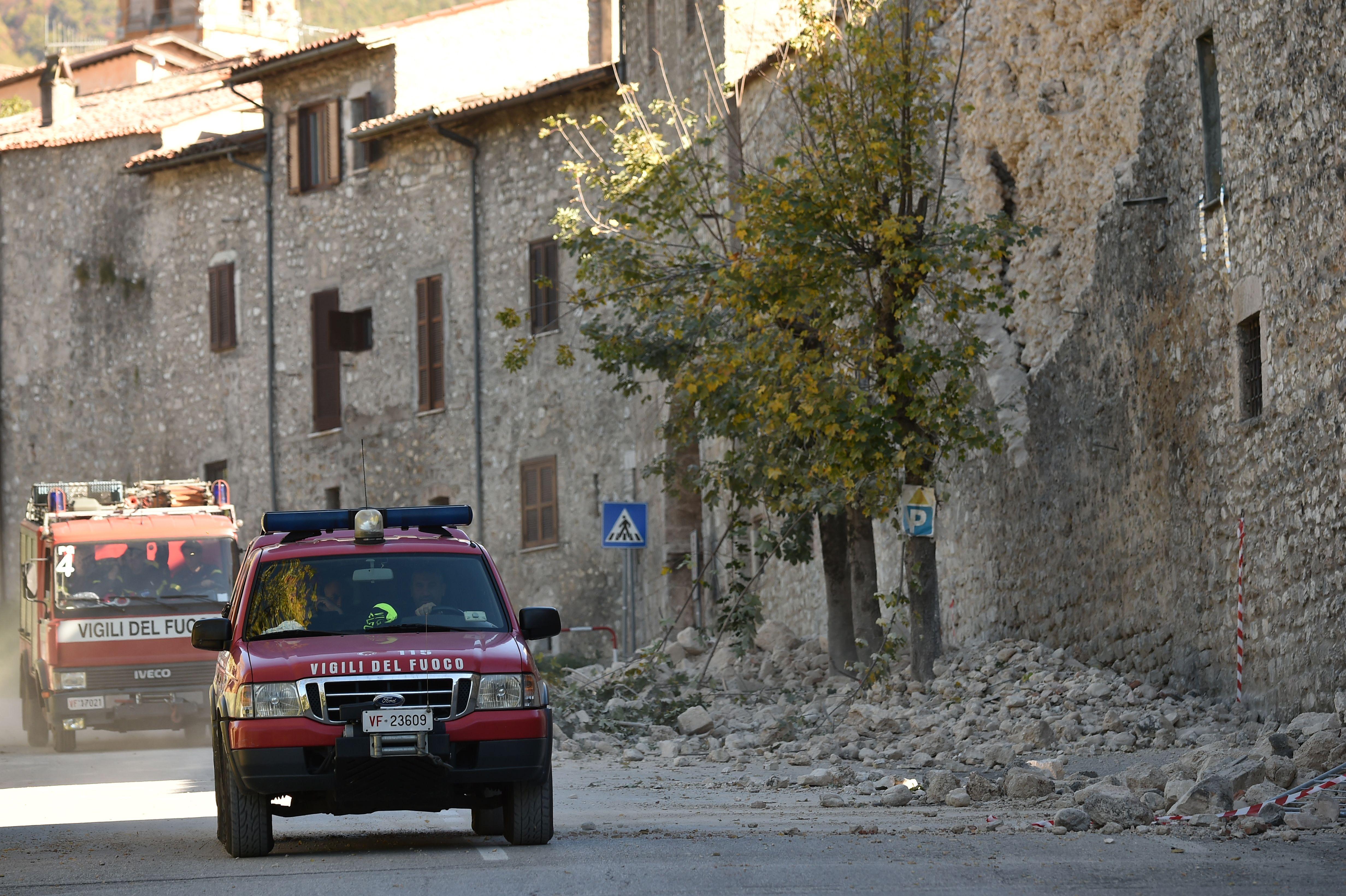 Para un cura italiano, el terremoto fue un castigo divino por las uniones gay