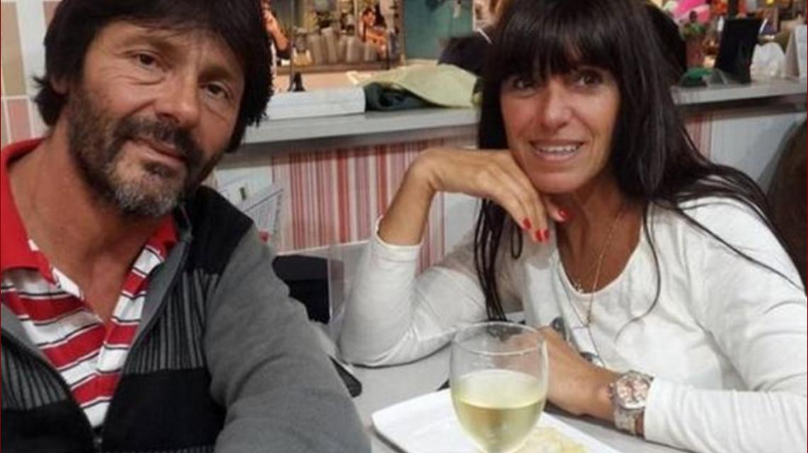 Javier Francucci y María Gabriela Oliveto