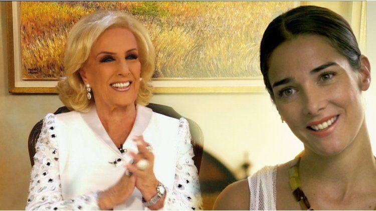 Mirtha contó qué le dijo Juanita