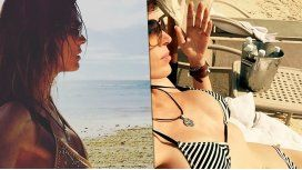 El destape súper sensual de Viviana Canosa en bikini