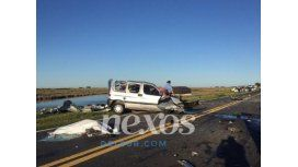 Córdoba: cinco muertos por un choque frontal