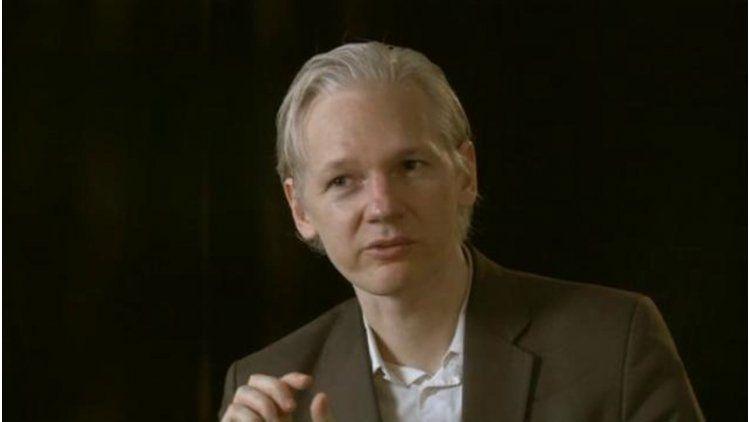 Julian Assange brindó una entrevista reveladora