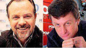 Gustavo Sylvestre y Diego Korol, a cargo de la primera mañana de Radio 10 y POP 101.5