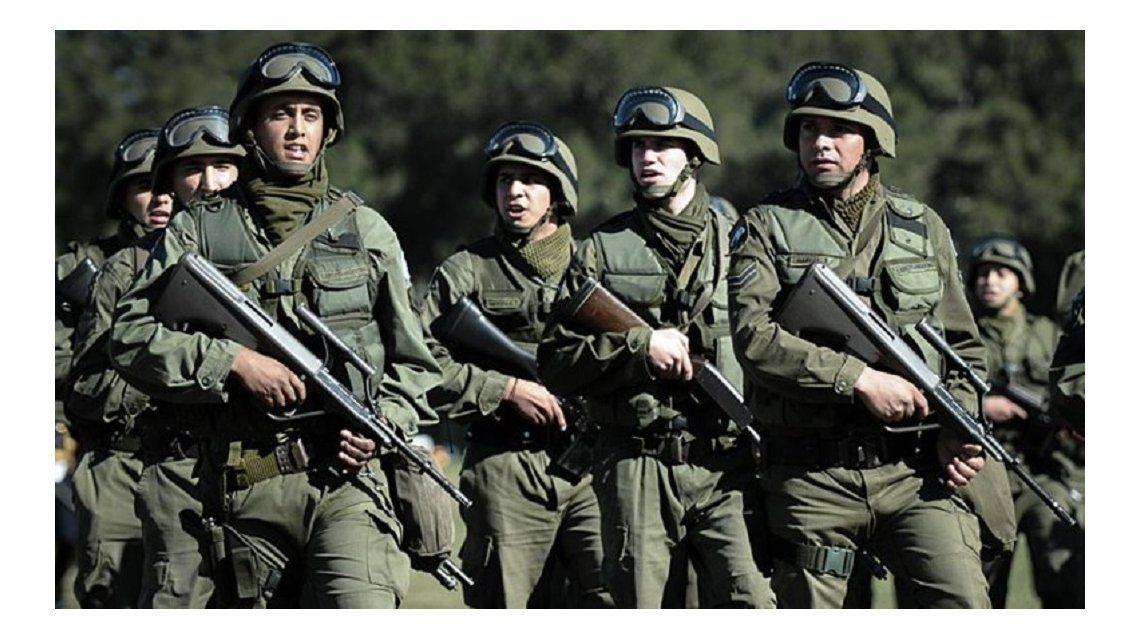 Los militares supervisarán el desarme y el cese de fuego definitivo
