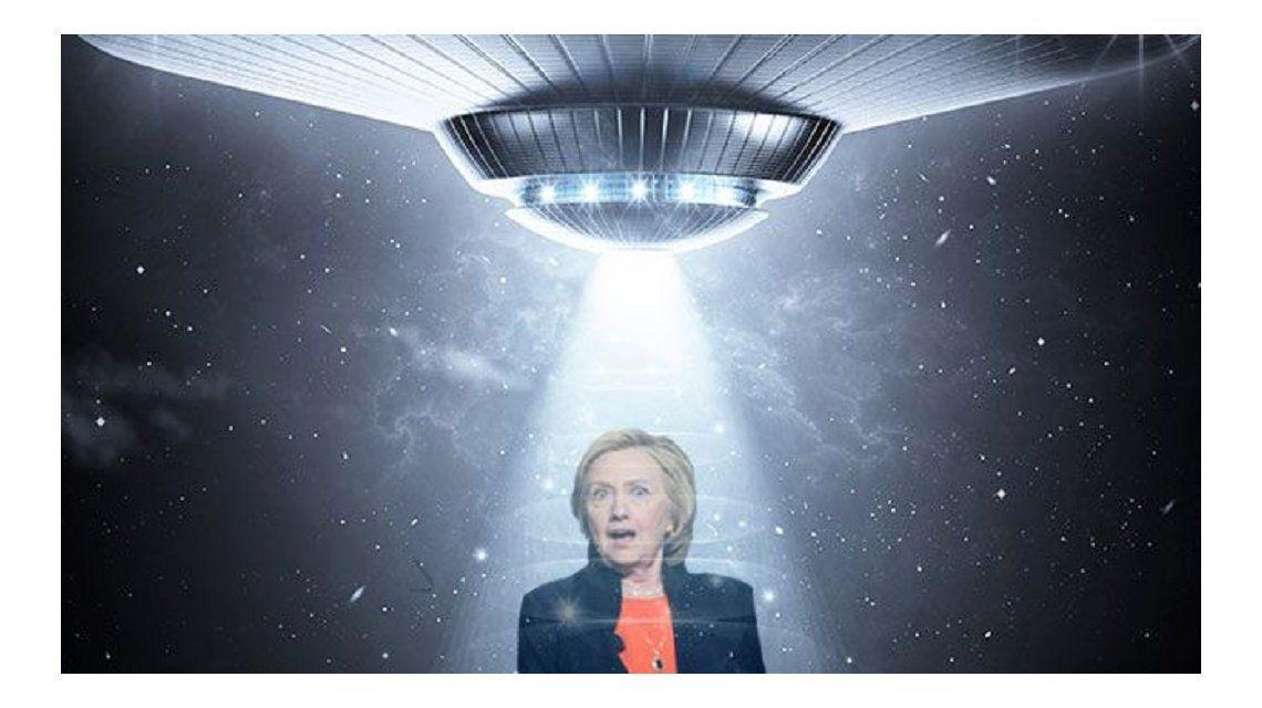 El asesor de Hillary Clinton está obsesionado con los aliens