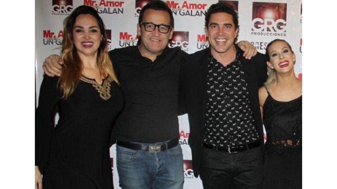 Matías Alé se ausentará de la obra de teatro por decisión del productor.