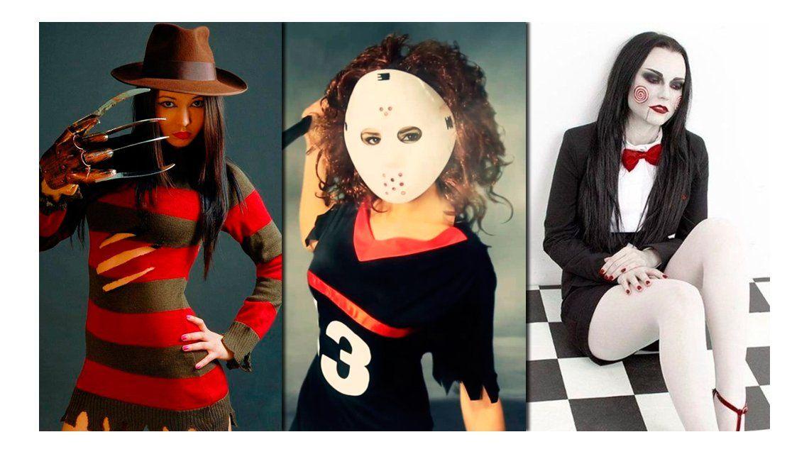 ¿De qué deberías disfrazarte para Halloween?