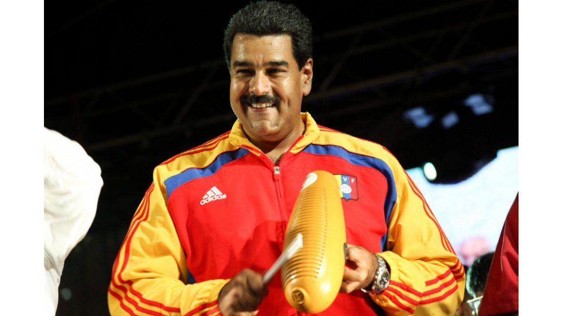 Nicolás Maduro es aficionado a la salsa