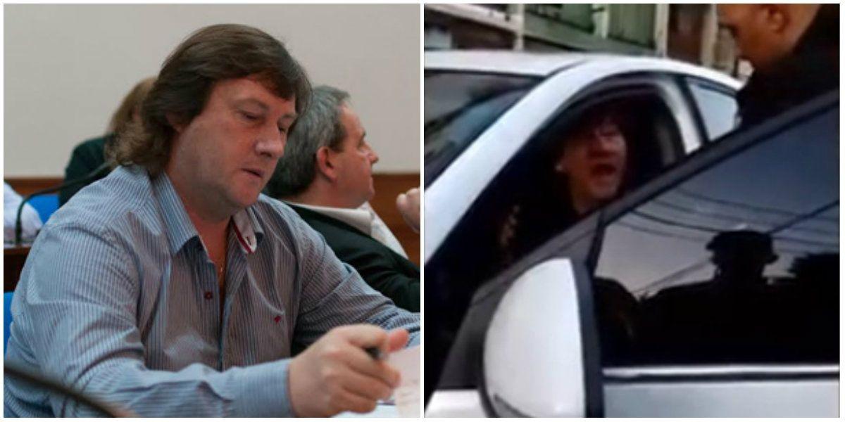 Detuvieron a un concejal de Cambiemos de Avellaneda manejando borracho