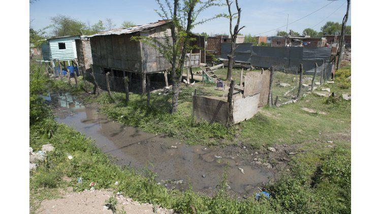 Cerca de tres millones de personas viven en asentamientos informales en la Argentina