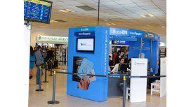 En caso de urgencia, las personas pueden obtener su pasaporte al instante en algunos puntos del país.