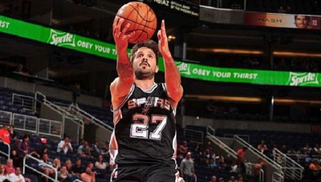 Nicolás Laprovíttola es el décimo argentino que llega a la NBA