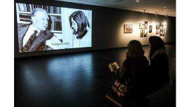 Muestra de Borges en el Centro Cultural Kirchner
