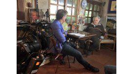 El detrás de cámara de la entrevista de Alejandro Fantino a Pepe Mujica