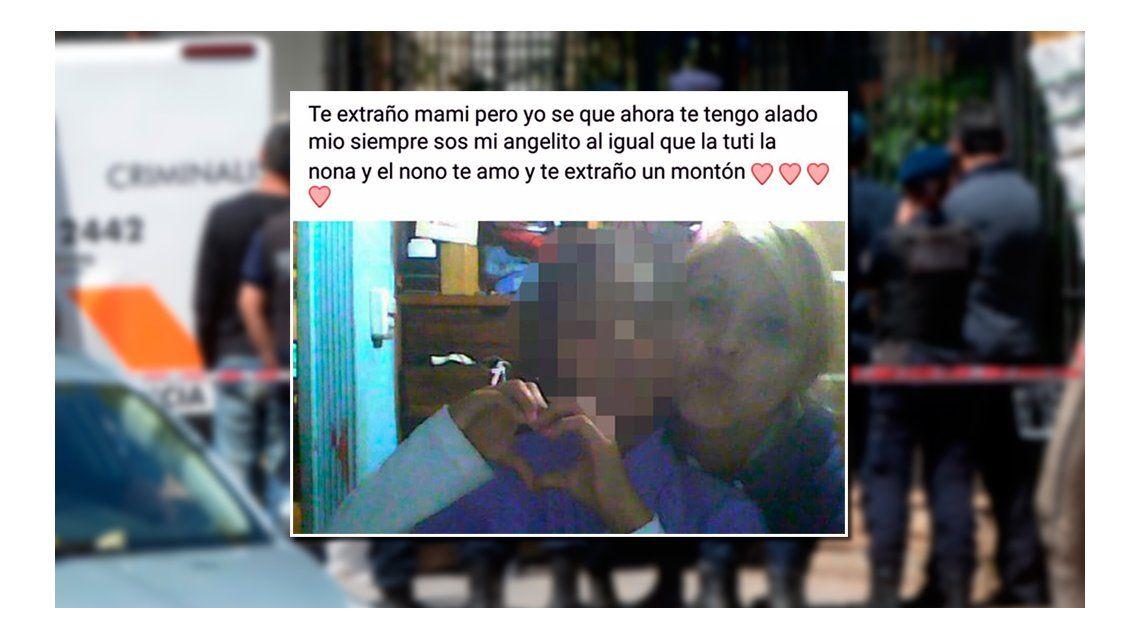 La hija de Claudia Arias publicó una emotiva carta después del crimen de su mamá.