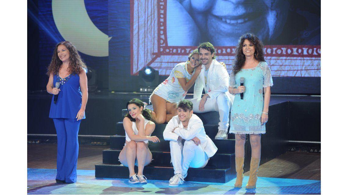 Homenajes en Showmatch: Pedro Alfonso invitó a Patricia Sosa y Sandra Mihanovich
