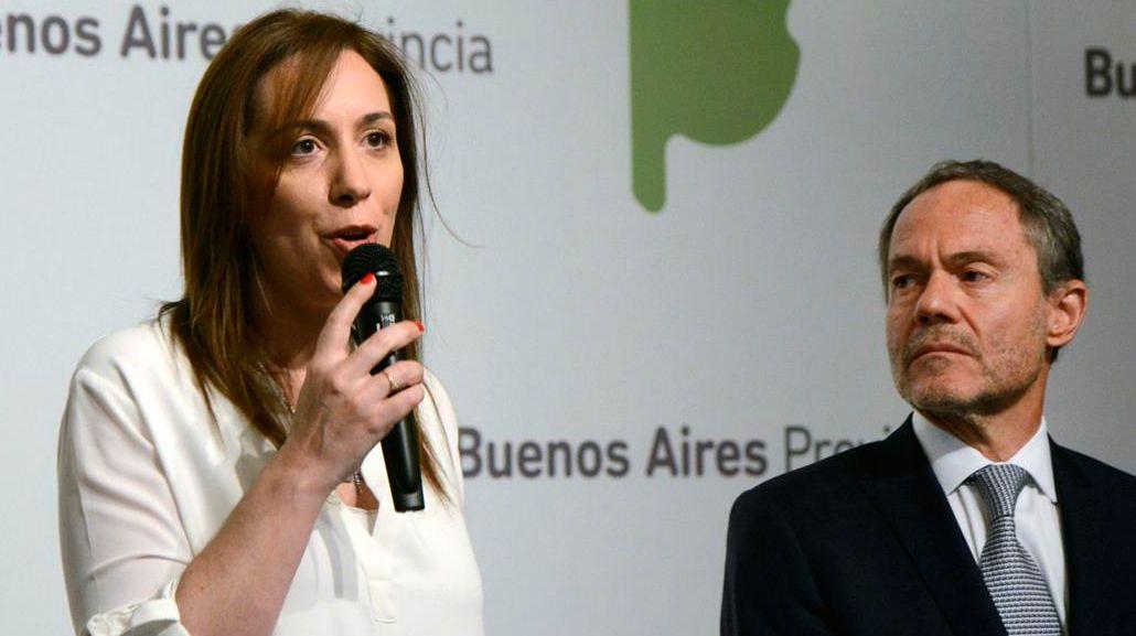 María Eugenia Vidal anunció la reforma en el Servicio Penitenciario Bonaerense