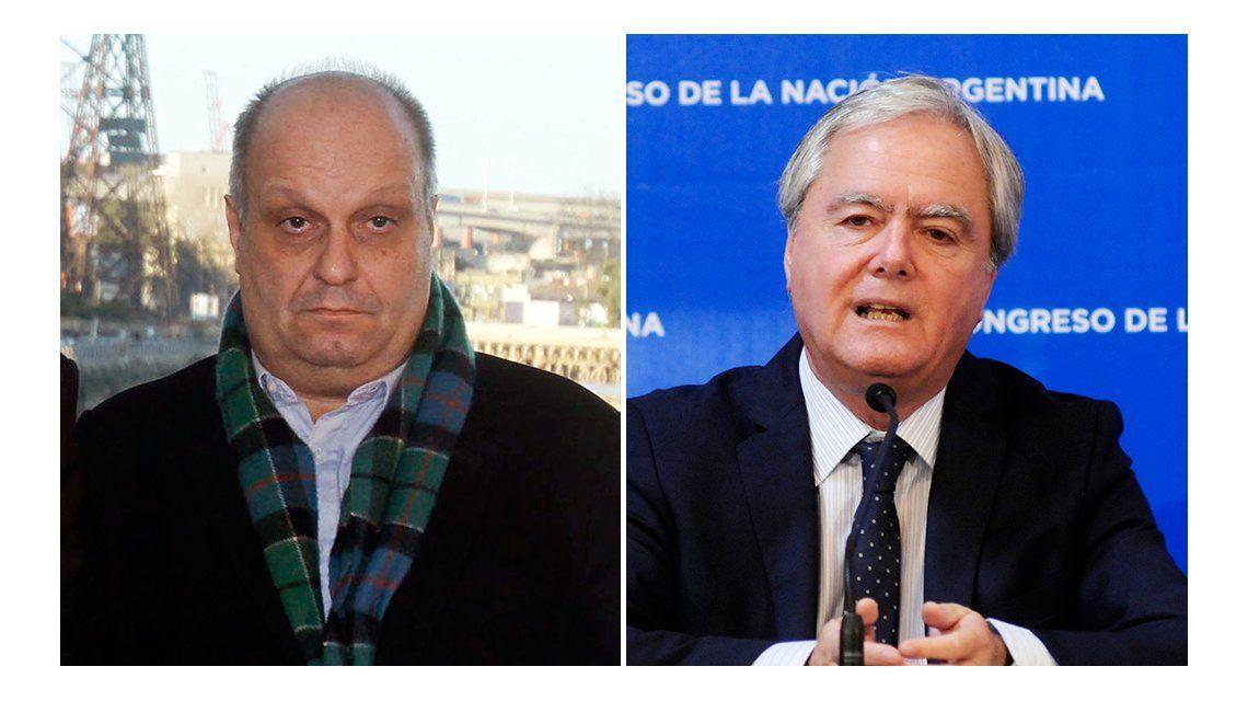 Lombardi y Pinedo piden responder por escrito por el robo a Michetti