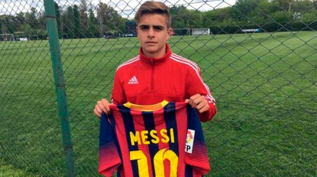 Joaquín Messi