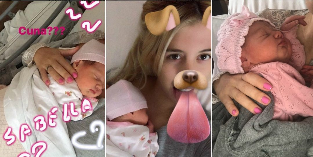 A puro Snapchat y selfies
