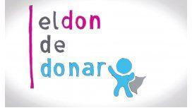 UNICEF lanzó su campaña El don de donar que contagia de solidaridad.