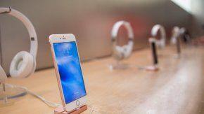 Las ventas de Apple cayeron en el último trimestre