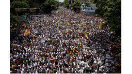 Marcha opositoria de Venezuela