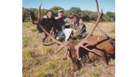 ¿Qué otros famosos salieron de caza?