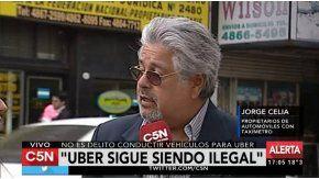 La respuesta de la Sociedad de Propietarios de Automóviles con Taxímetro ante el fallo a favor de Uber