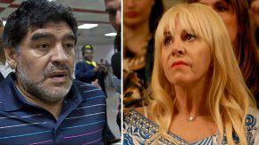 Maradona: Ni entregando cualquier parte de su cuerpo, a Claudia le podían pagar más de $2,50