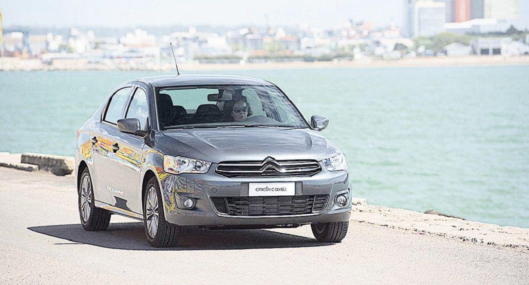Citroën presentó oficialmente en Mar del Plata al C-Elysée.