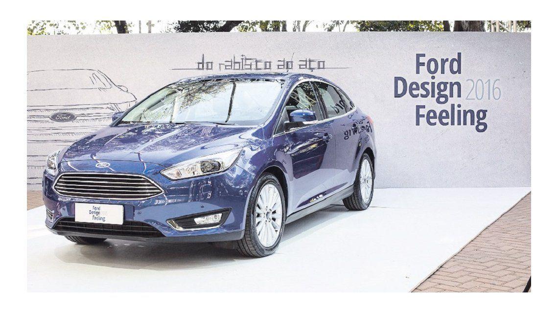 Ford expuso sus fases de diseño.