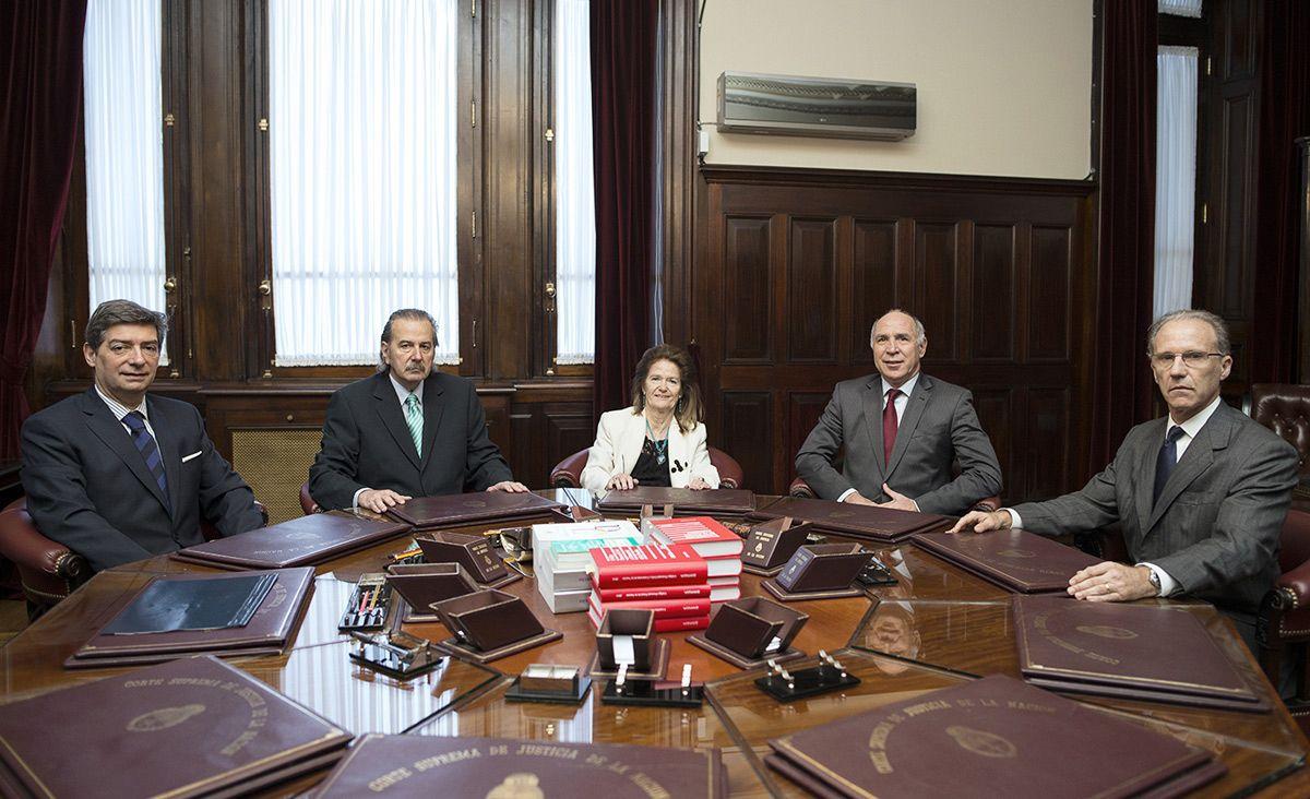 La Corte dispuso un aumento salarial del 12 por ciento para todo el Poder Judicial.