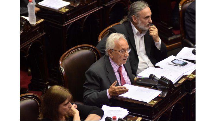 La oposición se unió en Diputados para frenar el proyecto de ley de Macri.
