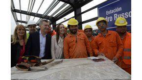 Macri justificó el tarifazo y pidió solidaridad a los empresarios con el bono de fin de año.