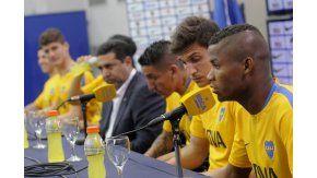 El Patrón Bermúdez criticó duramente a Guillermo Barros Schelotto por no integrar al equipo al colombiano Wilmar Barrios