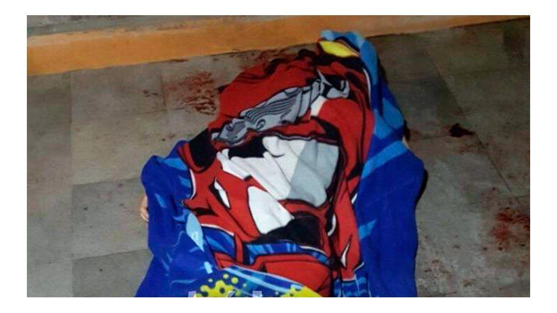 Así cayó el delincuente asesinado por el nene de 13 años.