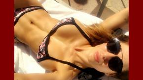 Jésica Cirio, provocativa en Instagram.