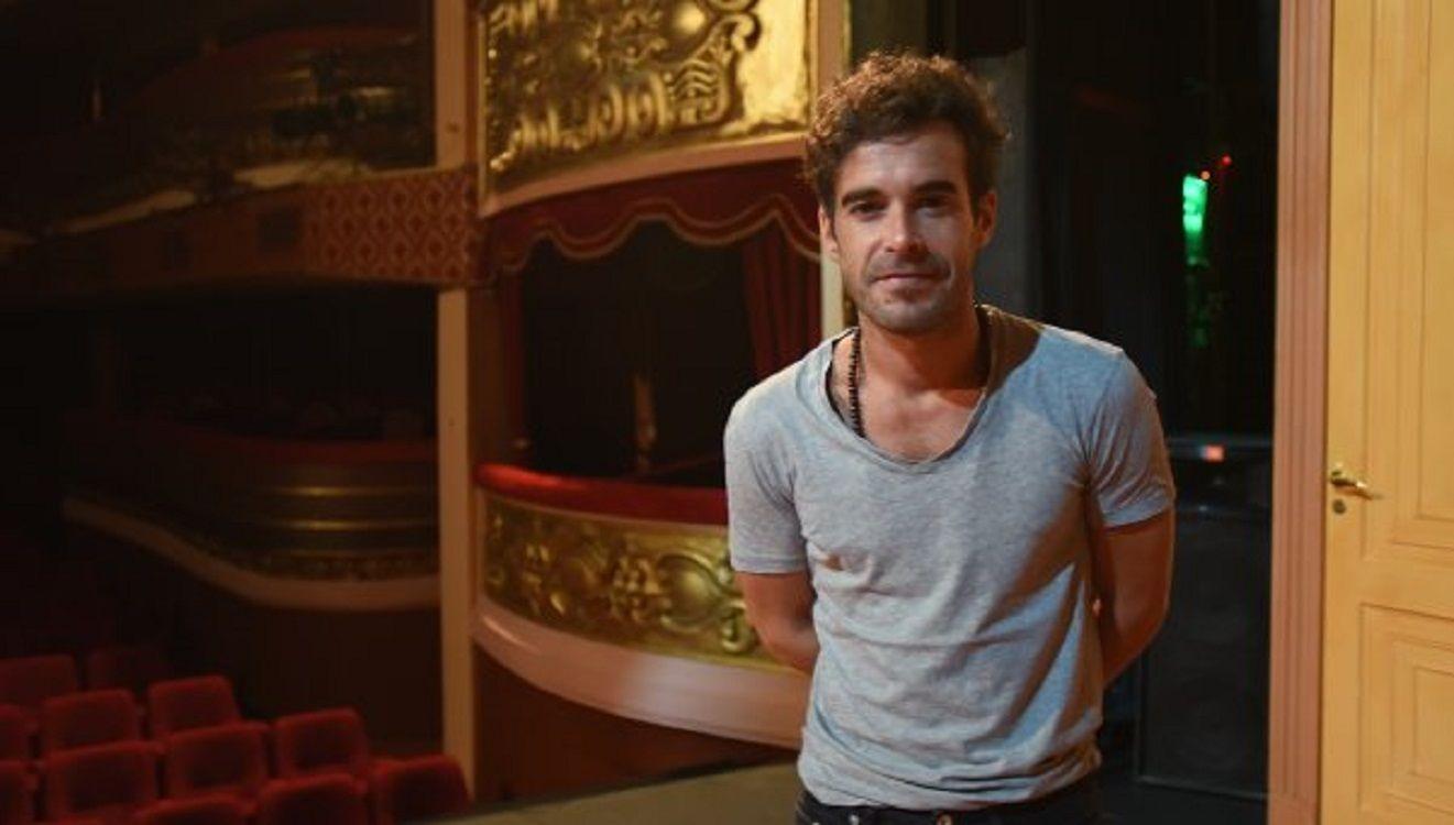 Nico Cabré se prepara para hacer teatro