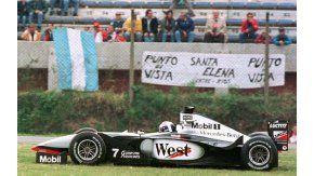 Fórmula 1 regresaría a Argentina como el Gran Premio de Sudamérica